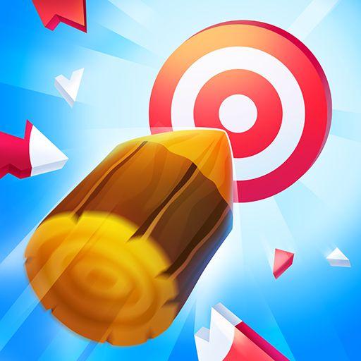 Log Thrower mod apk icon download
