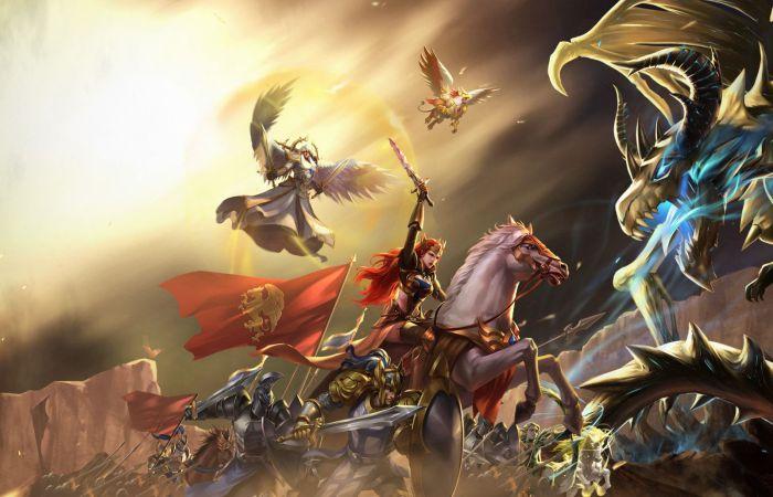 Might & Magic Era of Chaos apk graphics