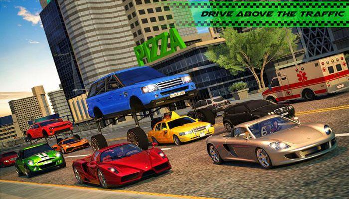 Modern Car Driving Simulator SUV Car Parking Games apk download