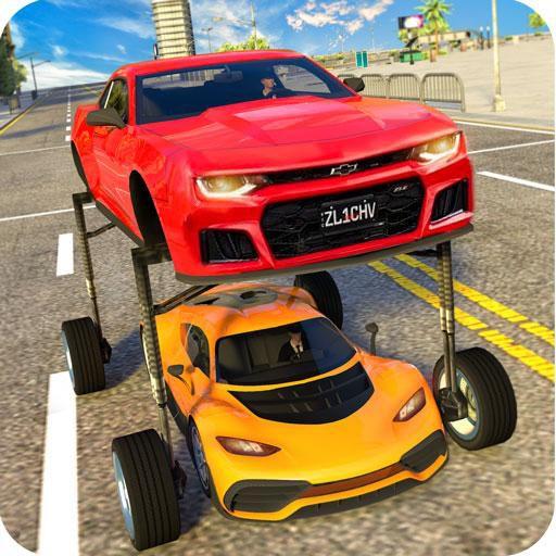Modern Car Driving Simulator SUV Car Parking Games icon download