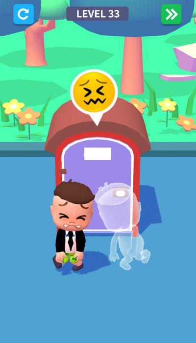 Toilet Games 3D mod apk gameplay download