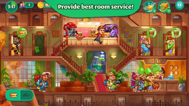 Grand Hotel Mania mod apk tips download