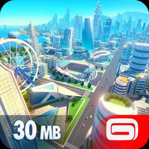 Little Big City 2 mod apk icon download