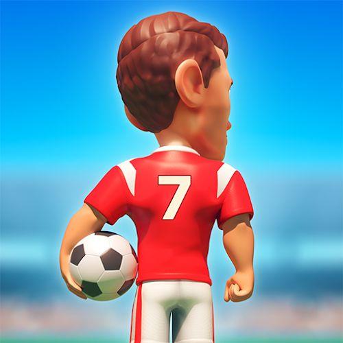 Mini Football MOD APK icon download