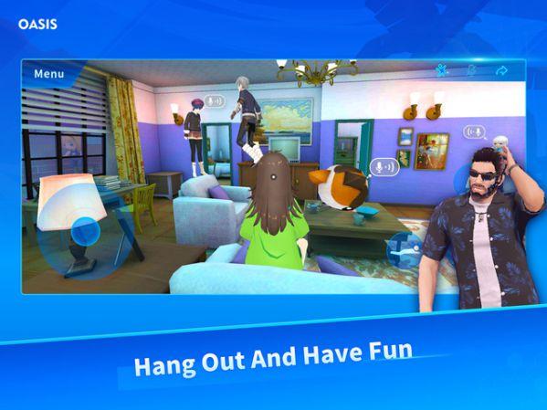 Oasis - Start Your Second Life apk custom download