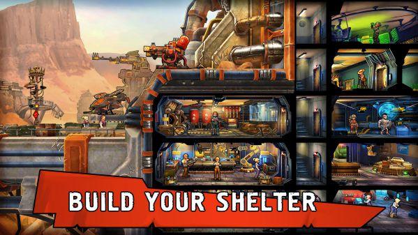 Shelter War APK gameplay download