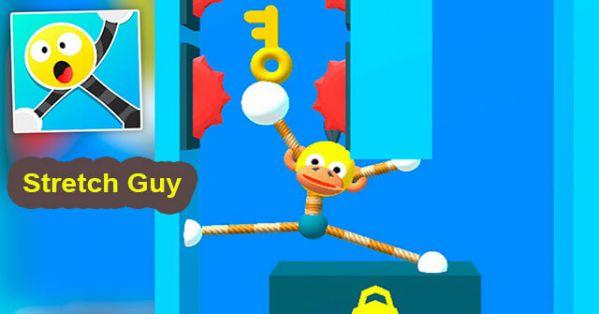 Stretch Guy graphics