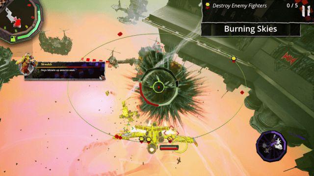 Warhammer 40,000 Dakka Squadron gameplay free download