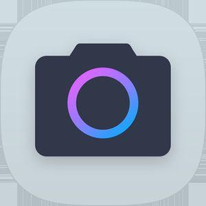 AI camera icon