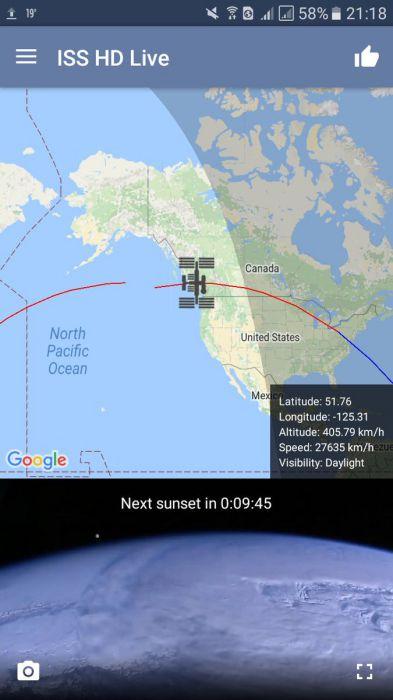 ISS HD Live mod apk download