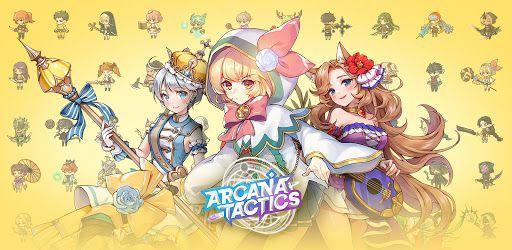 Arcana Tactics mod apk download