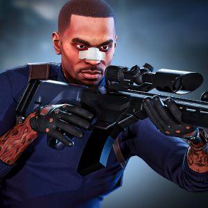 Hitman Sniper Assassin icon
