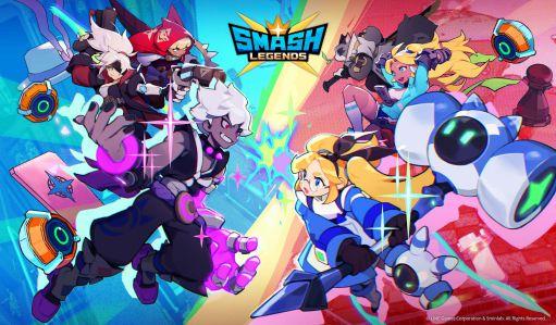 Smash Legends mod apk