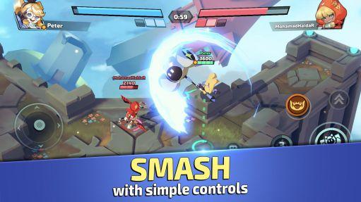 Smash Legends mod download
