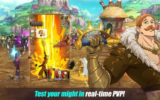 The Seven Deadly Sins Grand Cross apk mod download