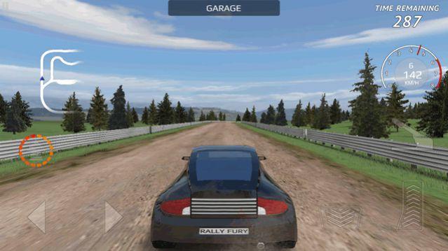 Rally Fury graphics