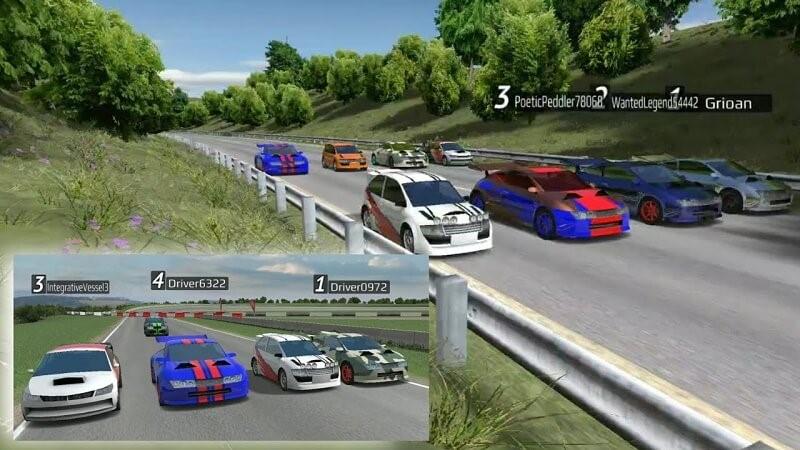 rally fury cars