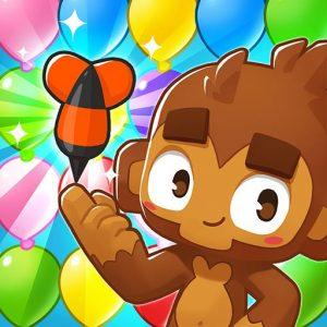 Balloons Pop Icon