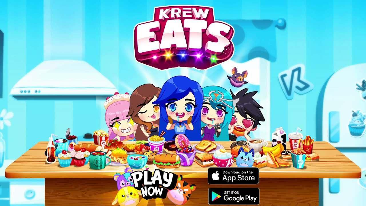 Krew eats cover image