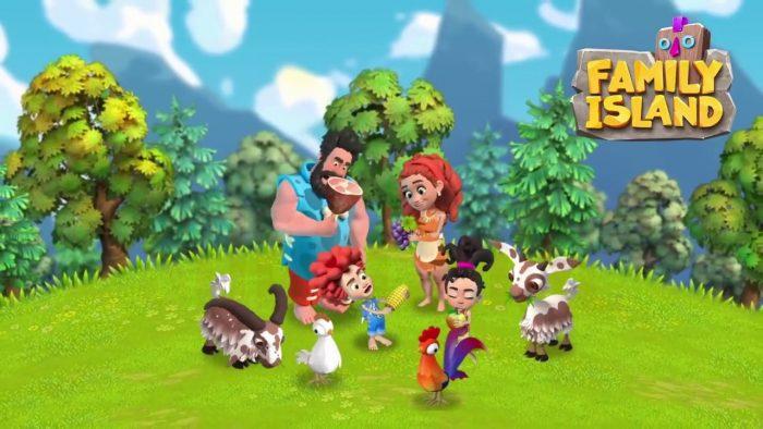 family island farm game adventure cover image