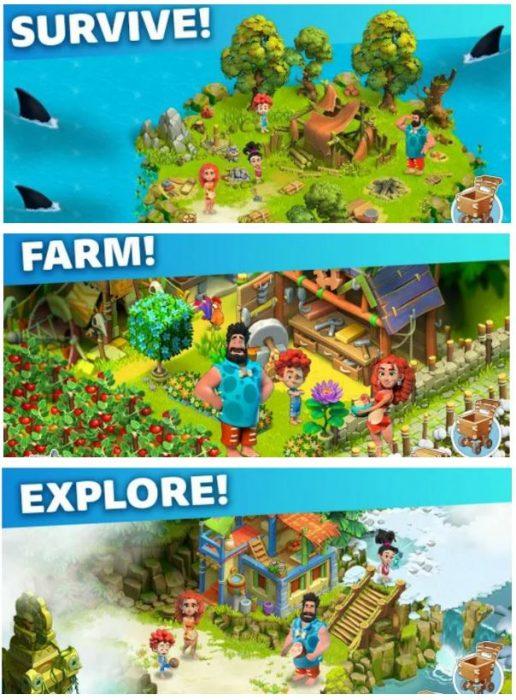 family island farm game adventure gameplay