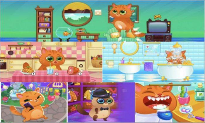 Bubbu - My Virtual Pet Gameplay