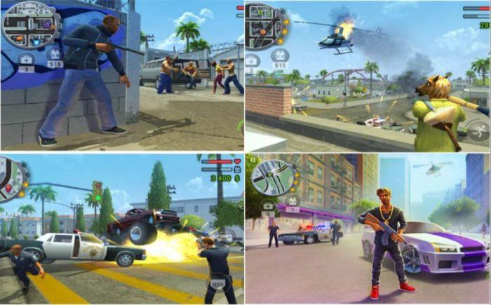 Gangs Town Story crimial scenes