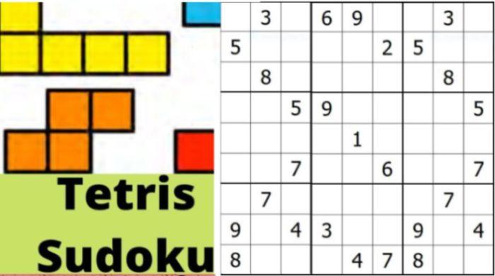 Tetris vs Sudoku