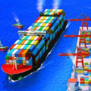 Sea Port Ship Simulator & Strategy Tycoon Game avatar
